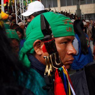 Delicada situación de líderes sociales en Colombia I