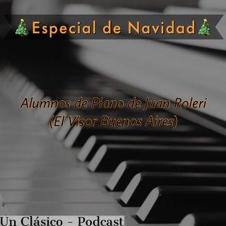 Especial de Navidad (alumnos de El Visor Buenos Aires)