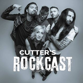 Rockcast 224 - Leigh Kakaty of Pop Evil