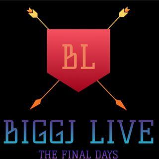 Episode 21 - BIGGJ LIVE swinging in the 40s