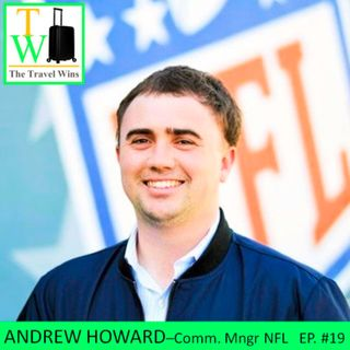 Andrew Howard - Traveling for the League (NFL)