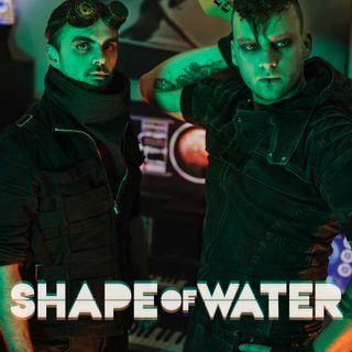 SHAPE OF WATER Get Locked Down On Mars