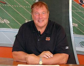 Locked on Bengals - 3/29/17 Dave Lapham talks NFL Draft, the offseason and more