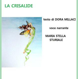 AUDIO RACCONTO: La crisalide di Dora Millaci