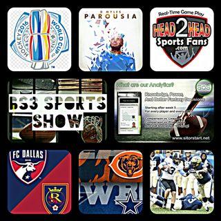 BS3 Sports Show 9.24.16 (Sponsors @H2HSportsFans @SitOrStartApp)