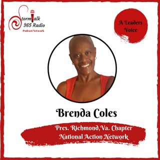 A Leaders Voice w/ Brenda Coles & Special Guest Civil Attorney Kush Shukla