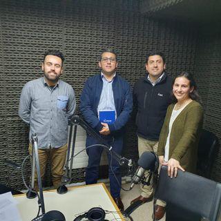 Conexión Pesquera - Entrevista a Felipe Hormazabal y Nelson Pérez de la empresa Blumar