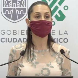 """La jefa de gobierno, Claudia Sheinbaum, dio a conocer el programa """"Salud en tu vida"""""""
