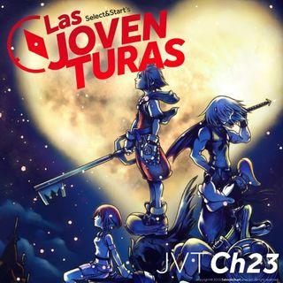 """Las Joventuras 23 """"Kingdom Hearts"""""""