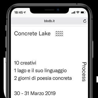 Concrete Lake Workshop: ne parliamo con Barbara Busatta and Dario Buzzini del BBDB Studio