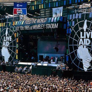 35 años del Live Aid 1985