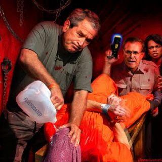 Episode 1028 - Wear a Muzzle GW Bush, You Have No Merit!!!