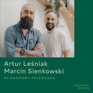 O kampanii innej niż wszystkie - Marcin Sienkowski i Artur Leśniak