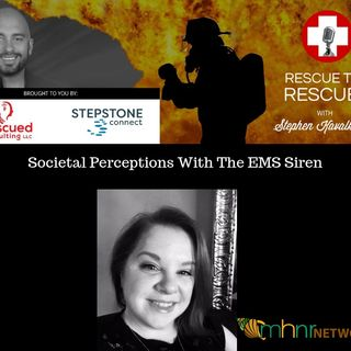 Societal Perceptions WIth The EMS Siren