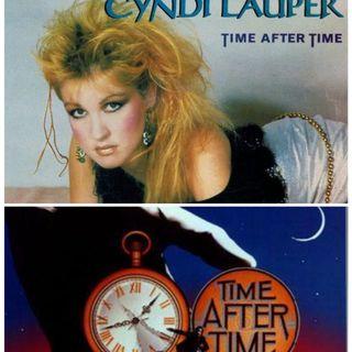 """""""Time after time"""" un título de película para uno de los éxitos de Cyndi Lauper"""