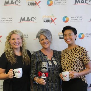 Ashley Richards and Sherry Milia with E Squared Marketing