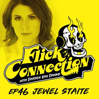 Ep. 46 - Top 10 Actresses w/ Jewel Staite