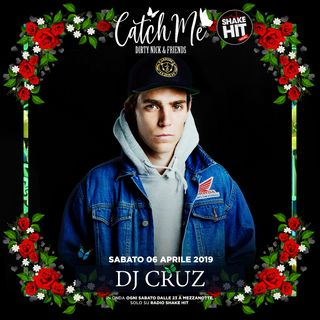 Catch Me Radioshow #017 - Dj Cruz (Guest Mix)