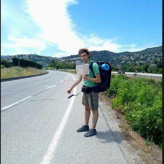 """[OUTTAKES] """"Fare i turisti"""", secondo il viaggiatore freegan, Guido Paoli"""