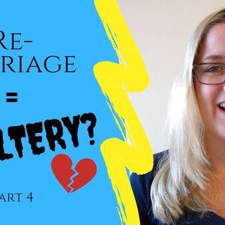 IS REMARRIAGE ADULTERY? Part 4 | 1 Corinthians 7:39 & Romans 7:2-3 | Til Death Due Us Part?!