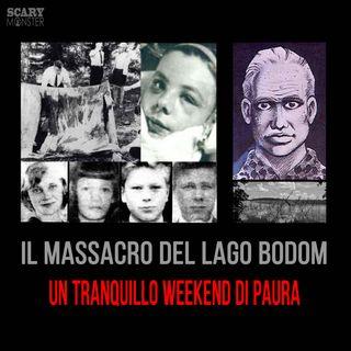 Il terrificante massacro del lago Bodom