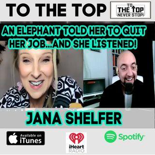 "The Crazy Moment That Made Her Quit Her Dream Job! - Jana ""Banana"" Shelfer"