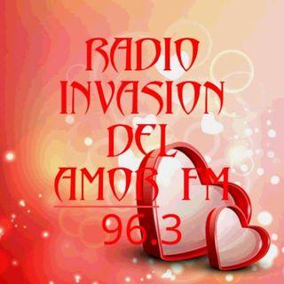 Radio Invasion DelAmor Fm 96.3