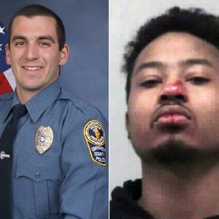 Gwinnett Thug Cop Terminated After Stomping Handcuffed Man.