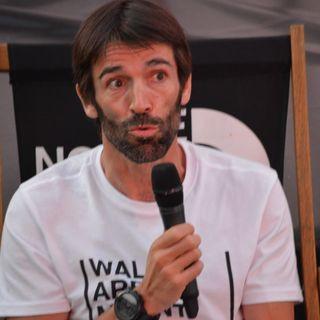 climbing radio: Hervé Barmasse e i cambiamenti climatici in alta quota