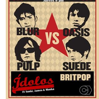 Idolos Britpop