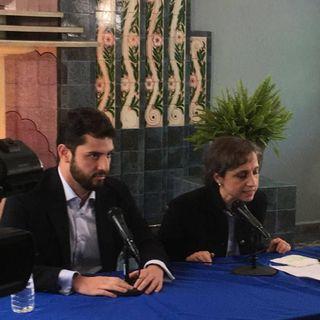 Carmen Aristegui regresará al aire en una de las estaciones de Grupo Radio Centro