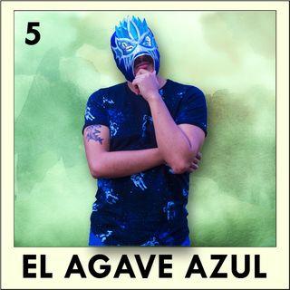 5. Agave Azul