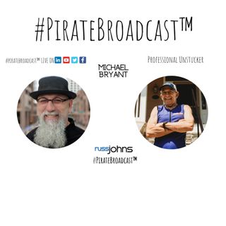 Catch Michael Bryant on the #PirateBroadcast™