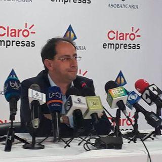 RADAR. Colombia, país de US$7.000 de ingreso per cápita, pasaría de 20-US$30.000 en los próximos 15 años: Manuel Restrepo, Ministro de Cio.