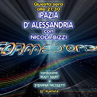 Forme d'Onda - Nicola Bizzi - Ipazia di Alessandria - 06-06-2019