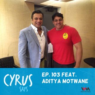 Ep. 103 feat. Wedding Planner Aditya Motwane