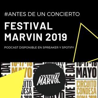 Festival Marvin 2019  Pt. I