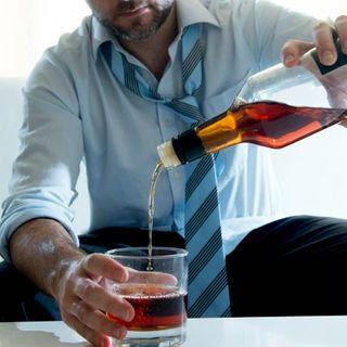 Mi esposo es un alcohólico agresivo y me culpa por todo