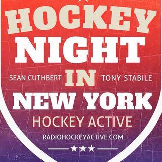 NHL - HOCKEY NIGHT IN NEW YORK