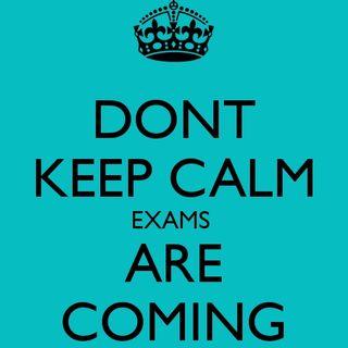 #toscanella Arrivano gli esami!!!