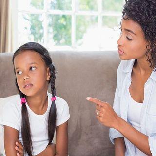 ¿Castigar o no a los niños?