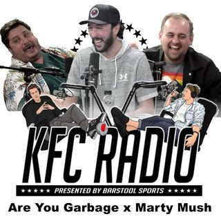 Are You Garbage Meets Rat King Marty Mush