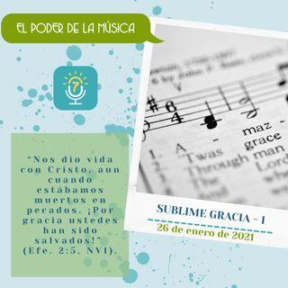 26 de enero - Sublime gracia - I - Etiquetas Para Reflexionar - Devocional de Jóvenes