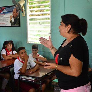 Entrevista Directora Municipal de Educación