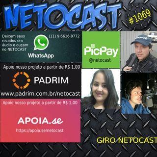 NETOCAST 1069 DE 02/10/2018 - GIRO NETOCAST AO VIVO!