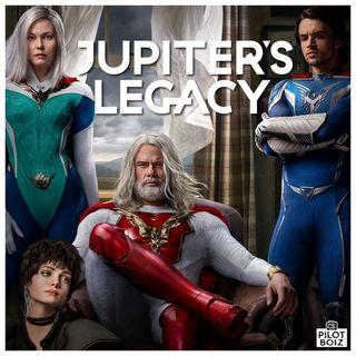 TV Party Tonight: Jupiter's Legacy (season 1)