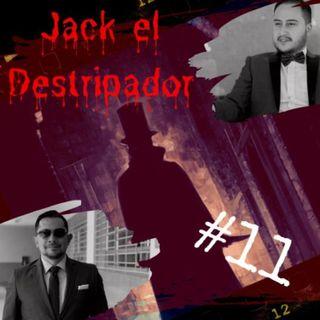 JACK EL DESTRIPADOR || LAS 5 CANONICAS || LAS CARTAS QUE LO HICIERON FAMOSO || NUEVOS HALLAZGOS