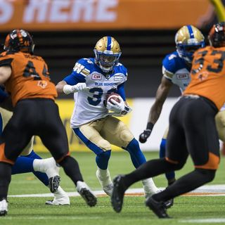 Rouge, White & Blue:CFL … Then there were four!