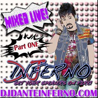 DJ Inferno Live @ Club Q Part One