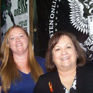Highland Lakes Family Crisis Center encourages you to wear an orange ribbon